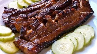 Ulam Pinoy #11 - Pork Barbecue (Belly BBQ)