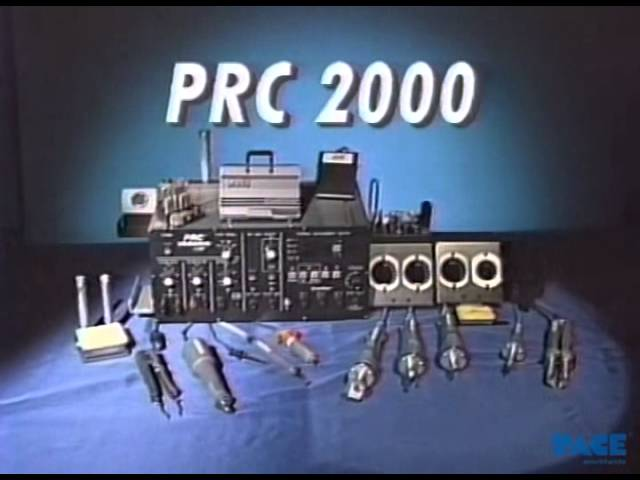 PRC 2000 SMT/Thru-Hole System for Miniature/Microminiature Electronic Repair