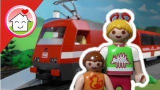 Playmobil Film Deutsch Zug Fahren / Kinderfilm / Kinderserie Von Family Stories