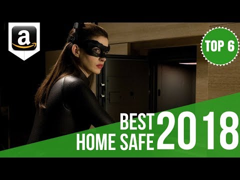 6 Best Home Safes 2018 | Top 6 Safes for Home, Office | Best Security Safe Box