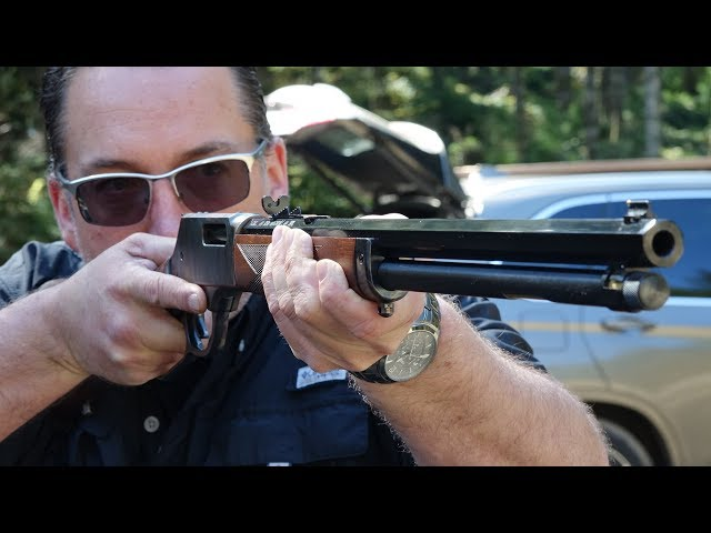 Beretta9mmUSA Reviews the Big Boy Color Case Hardened .44 Mag