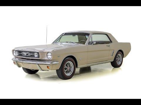 Video of '66 Mustang - MSIE