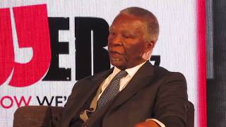 Thabo Mbeki describes how the ANC lied to him and Julius Malema