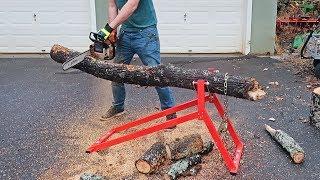Firewood Log Holder