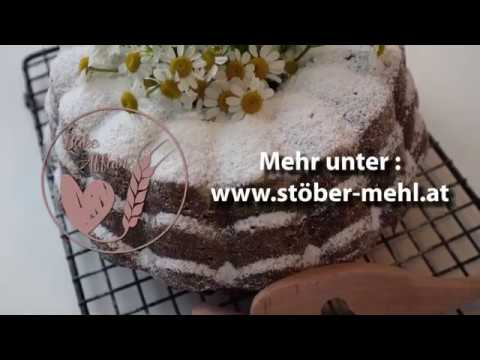 Chocolate Bundt Cake - How to Video (in German)