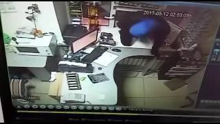 Ограбление АЗС в Костанае