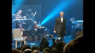 Franco Battiato - Cuccuruccuccù - Centro di gravità permanente (Live Roma 17/03/2012)