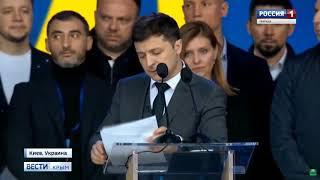 На Украине завершились дебаты на стадионе