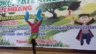 Boy Aprilians @ SD XAVERIUS 2 Plg   Dlm Perpisahan Klas 6 Di Gd DPRD Prov Sum Sel  Sabtu 20 Mei 2017