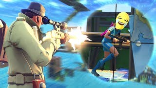 DUCK HUNT In Fortnite