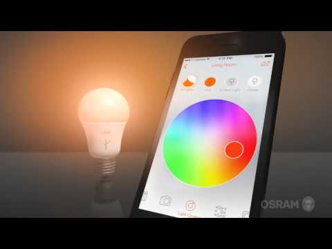 The light bulb of the future by Osram