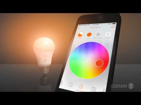 Die Glühbirne der Zukunft von Osram