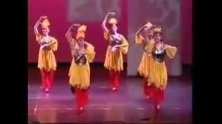 ウイグルダンス-中国のダンス