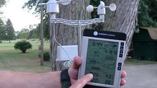 Wireless Weather Station Ambient Weather WS 2080 review in HD