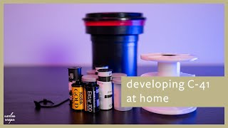 Developing C41 Color Film At Home In 20minutes (Step By Step)