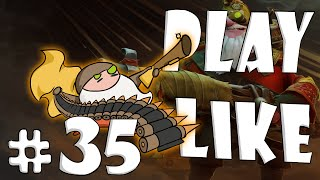 #35 Play like Sniper (Dota 2 Animation)