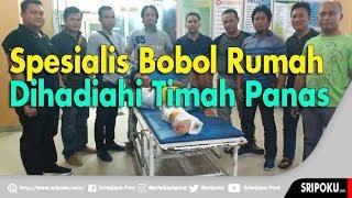 Spesialis Pembobol Rumah di Kawasan Sako Palembang Merengek Minta Ampun