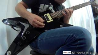 PANTERA COWBOYS FROM HELL SOLO COVER