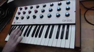 Jen Synth SX1000