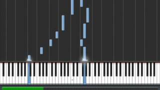 Trading Yesterday Shattered Piano Tutorial