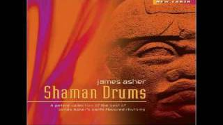 Shaman drums: james asher return to egypt
