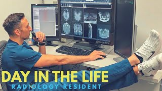 Day in The Life of An Interventional Radiology Resident