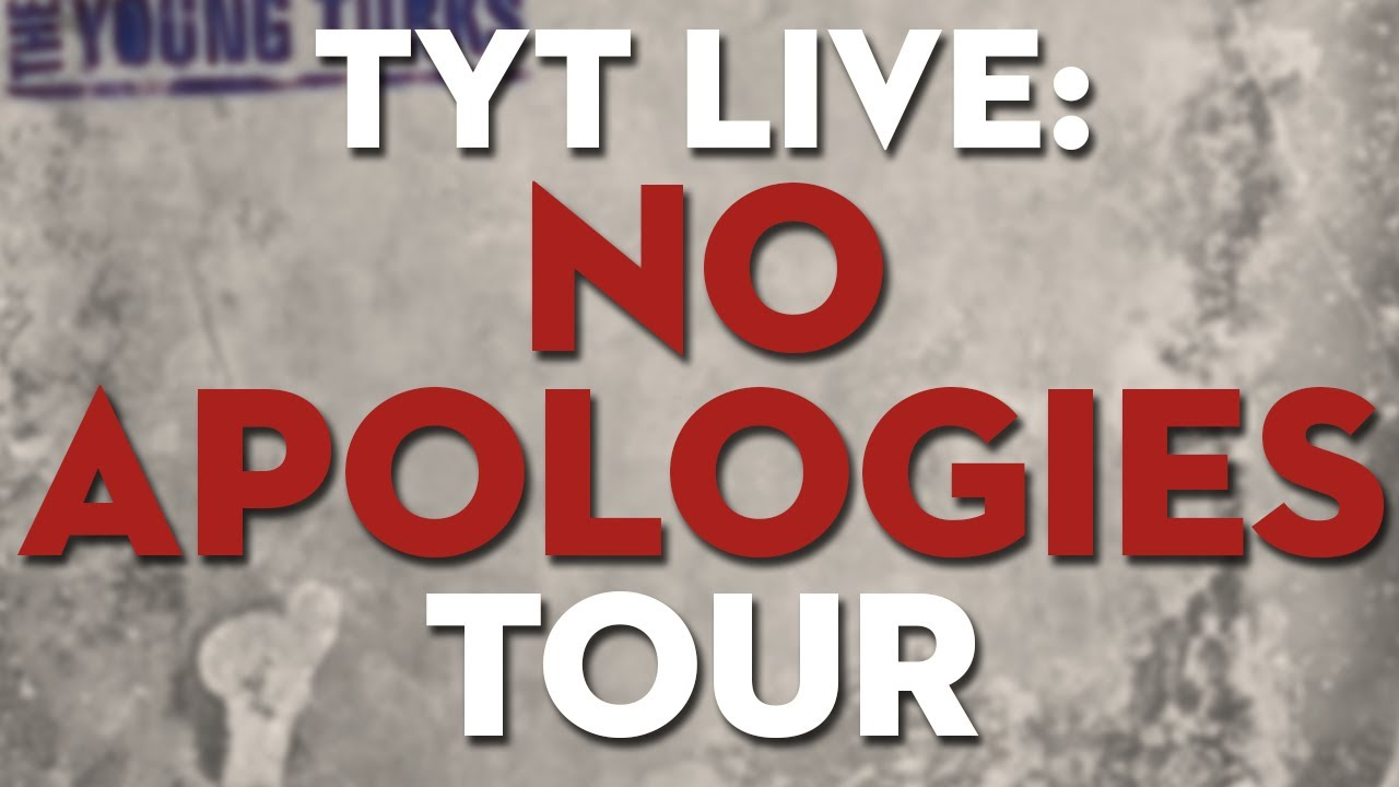 TYT LIVE: No Apologies Tour - Your First Chance To Get Tickets! thumbnail