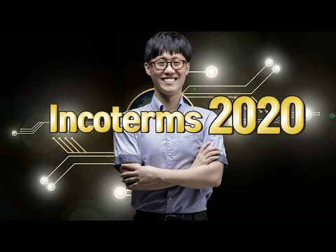 INCOTERMS 2020 개정영상
