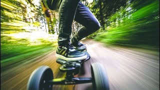 NEW OFF-ROAD Electric Skateboard - ONSRA AT Review