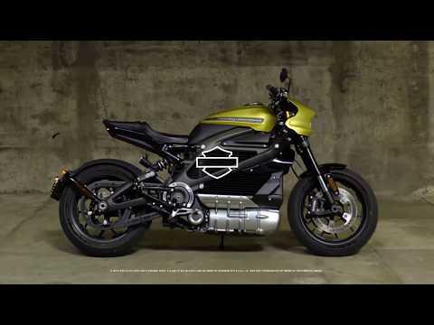 2020 Harley-Davidson® Livewire