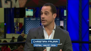 Time to Schein: Christian Fauria talks Bill Belichick and Tom Brady