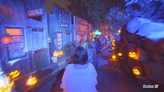 Ghost Train - 20 Min Dark Train Ride - Halloween Train Ride