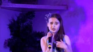 "Minnie Riperton "" Lovin You : 11 year old Alexis Clare McKinnon ,Music One"
