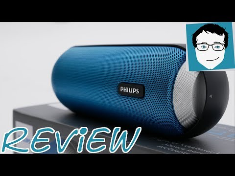 Philips BT6000 Review - Kleiner Bluetooth Lautsprecher im Test! | Final Test Man