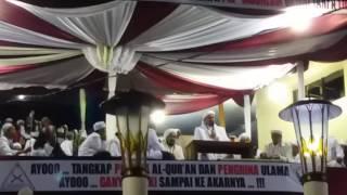 Ceramah Habib Riziq Di Attawun Puncak 30/12/16 Part1