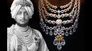Famous Anoushka Shankar - Song Kanya and  legendary jewelry of Indian Maharajas