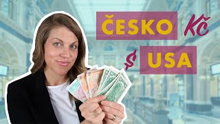 MONEY CULTURE IN CZECHIA (Prague vs. Los Angeles)