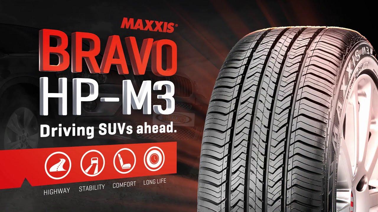 Maxxis Bravo HP-M3