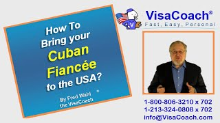 How To Bring your Cuban Fiancee to the USA? Gen 48
