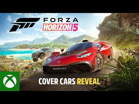 Forza Horizon 5 Official Cover Cars Reveal Trailer de Forza Horizon 5