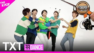 TXT, ㅋㅋ DANCE (KK DANCE) - Chapter 1 [THE SHOW 190319]