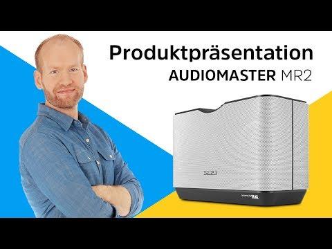 AUDIOMASTER MR2 | Wireless-Stereo-Speaker | TechniSat