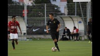 Itw Foued Kadir retour au FC Martigues