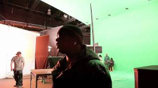 Lil Wayne - Drop The World ft Eminem (Behind The Scenes)