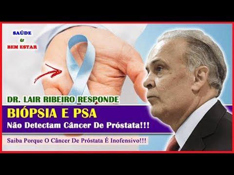 Como para o tratamento do cancro da próstata é um grau