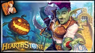 Scalping Tickets Will Get You In Trouble - Rastakhan's Rumble Hearthstone