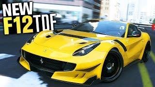The Crew 2 - NEW Ferrari F12 TDF Customization!
