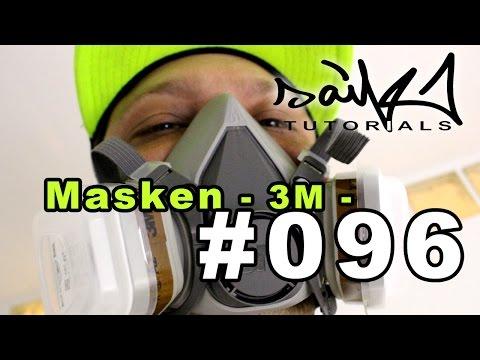 Saikone: Graffiti Tutorial #096 Masken - 3M -