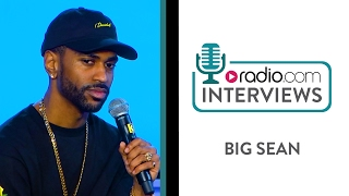 "Big Sean Talks Working with Eminem on ""No Favors"""