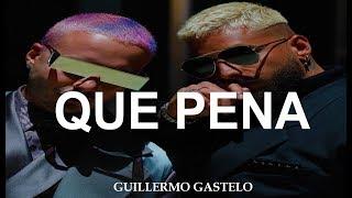 Maluma, J Balvin - Qué Pena (LETRA OFICIAL)